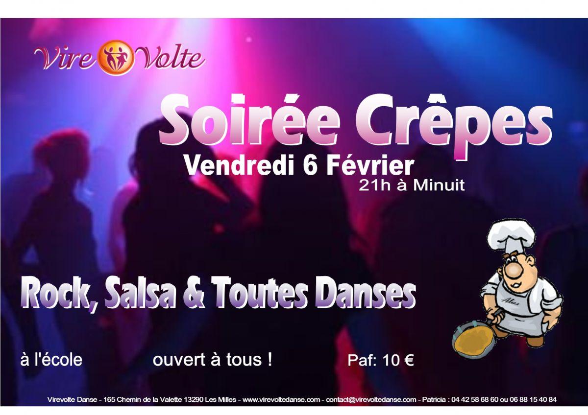 Soir e cr pes et rock toutes danses de salon aix en provence les milles 13 ven 6 f v 2015 - Toutes les danses de salon ...