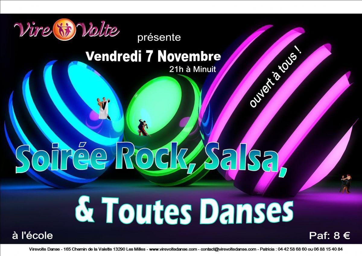 Soir e rock et toutes danses de salon aix en provence for Danse salon de provence